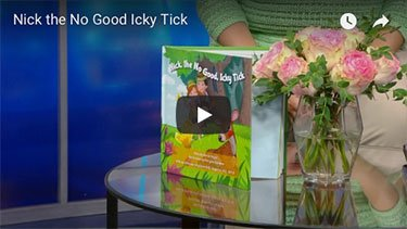 New Lyme Disease Book for Kids & Adults